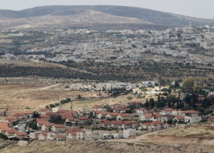 Human Rights – Defending the Residents of Judea and Samaria